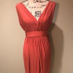 Grecian Inspired Evening Dress